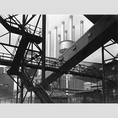 Rouge Plant: Cement Plant Powerhouse
