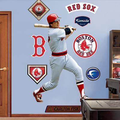 Carlton Fisk Red Sox