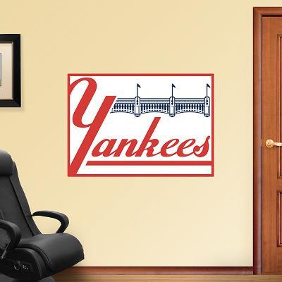 Yankees Throwback Logo