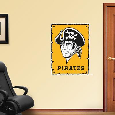 Pirates Throwback Logo