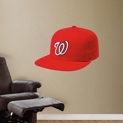 Washington Nationals New Era Cap