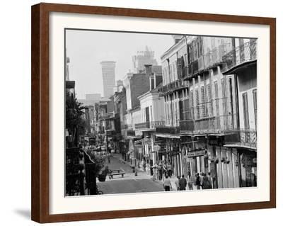 New Orleans' Old World Style French Quarter