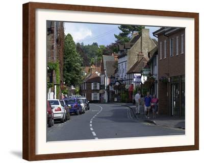 The Village of Cookham, Buckinghamshire