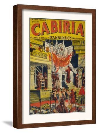 Latin Films presents Cabiria, c.1914