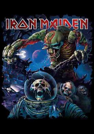 Iron Maiden - Frontiers Album Cover