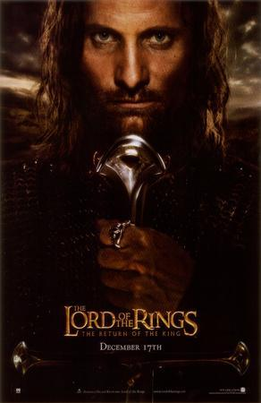 Lord Of The Rings The Return Of The King Masterprint At Allposterscom