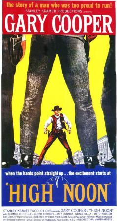 Image result for high noon poster