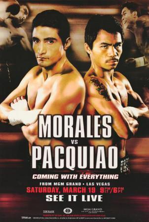 Erik Morales vs Manny Pacquiao