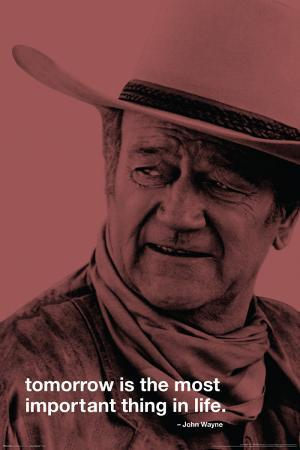 John Wayne-Tomorrow