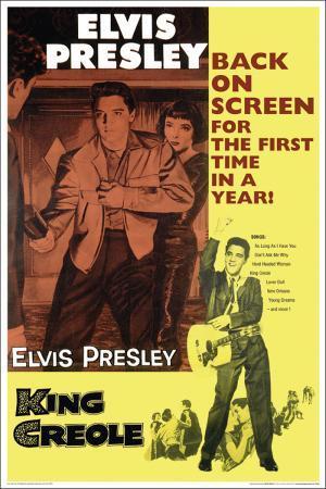 Elvis Presley-King Creole