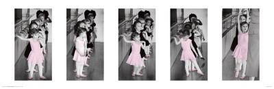 Girls-Ballet Class