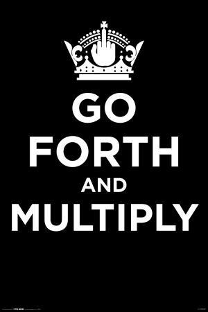Go Forth And Multiply