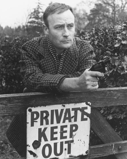 'Edward Woodward - Callan' Photo | AllPosters.com