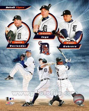 Tigers Triple Play