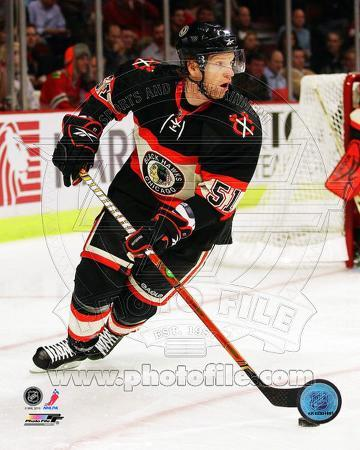 Brian Campbell 2010-11 Action