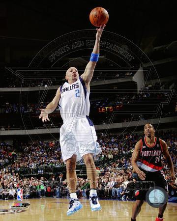 Jason Kidd 2010-11 Action
