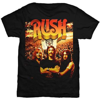 Rush - 3D Poster