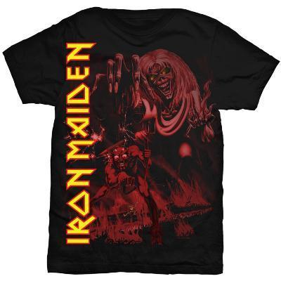 Iron Maiden - POM Monochromatic Red