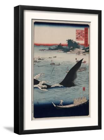 Whale Hunting at Goto in Hizen Province