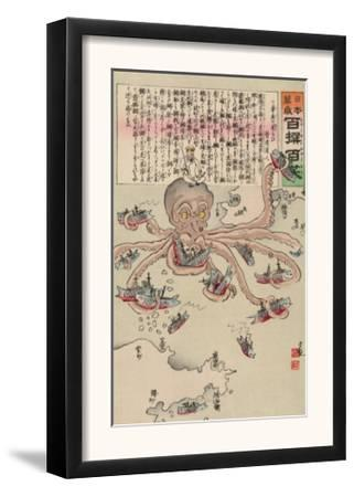 The Japanese Octopus of Port Arthur
