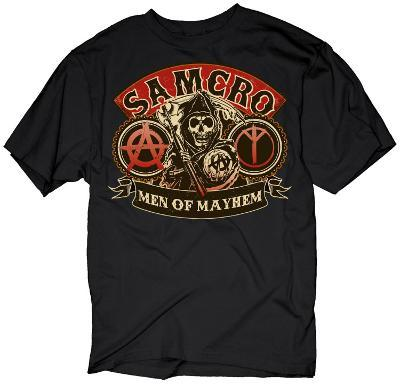 Sons of Anarchy - SAMCRO