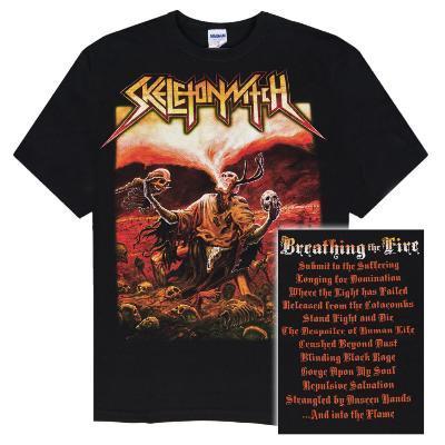 Skeletonwitch - Breathing Fire