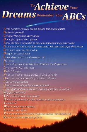 Achieve Your Dreams 4