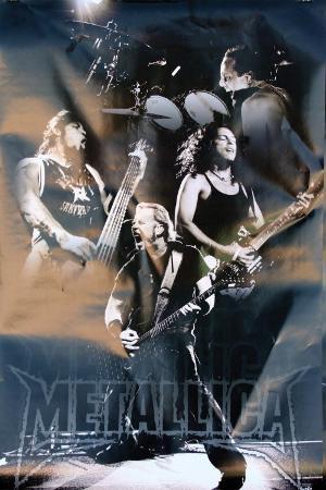 Metallica - Live Collage