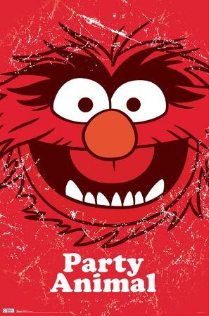 Muppets - Party Animal