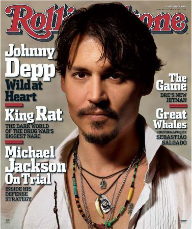 Rolling Stone - Johnny