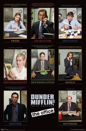 The Office - Success Grid