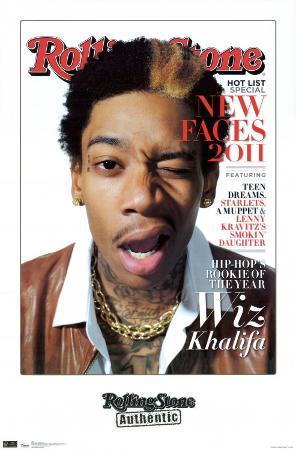 Rolling Stone - Wiz Khalifa 2011