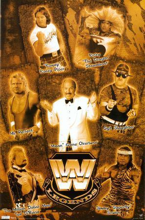 WWE - Legends