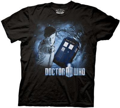 Doctor Who -  Space Vortex New Dr & Tardis