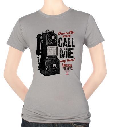 Juniors: American Pickers-Call Me