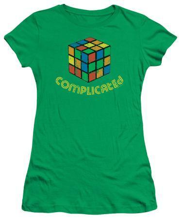 Juniors: Complicated