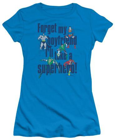 Juniors: DC-Forget My Boyfriend
