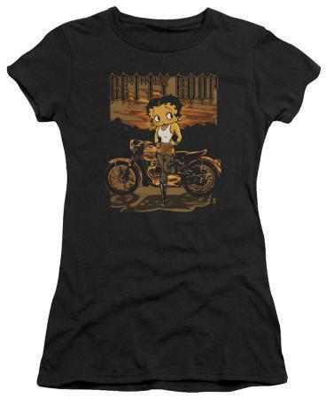 Juniors: Betty Boop-Rebel Rider