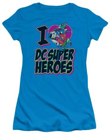 Juniors: DC-I Heart DC