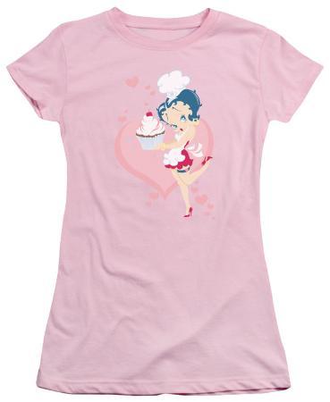 Juniors: Betty Boop-Cupcake