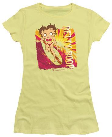 Juniors: Betty Boop-Sunset Surf