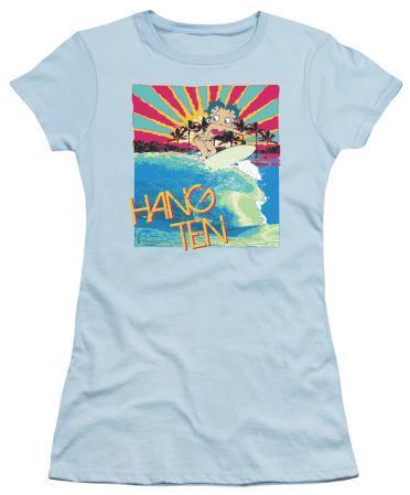 Juniors: Betty Boop-Hang Ten