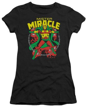 Juniors: DC-Mr Miracle