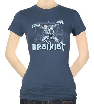 Juniors: DC-Brainiac