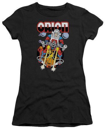 Juniors: DC-Orion
