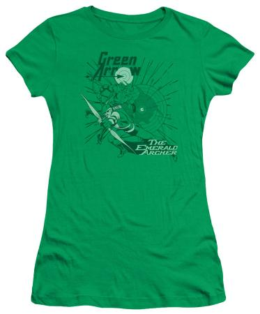 Juniors: DC-The Emerald Archer