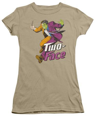 Juniors: DC-Two Face