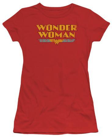 Juniors: DC-Wonder Woman Logo