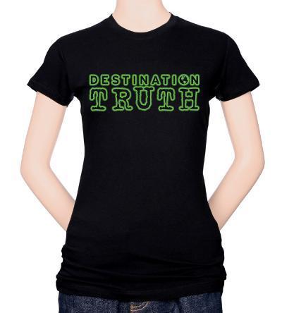 Juniors: Destination Truth-Logo