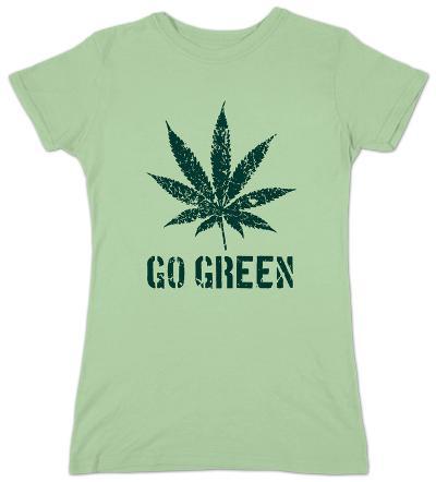 Juniors: Go Green